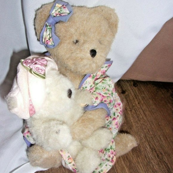 Boyds teddy bear plush collectible mom gift